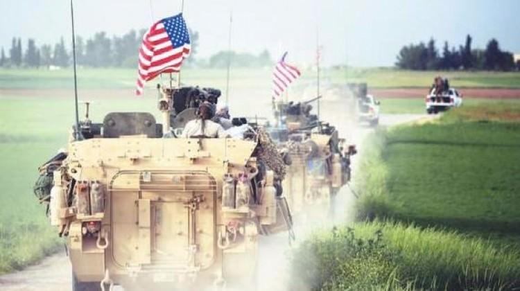 Suriye sınırı ısınıyor! Amerika zırhlıları bölgede