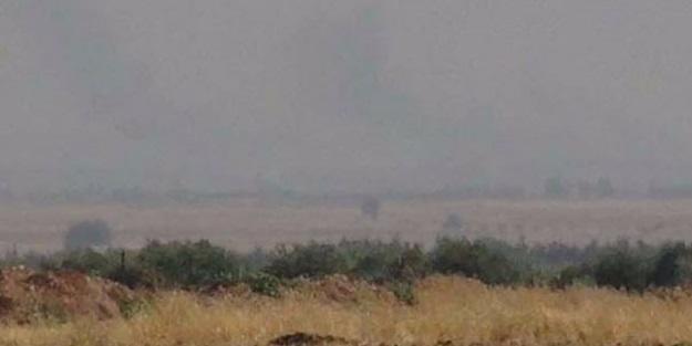 Suriye sınırında silah sesleri