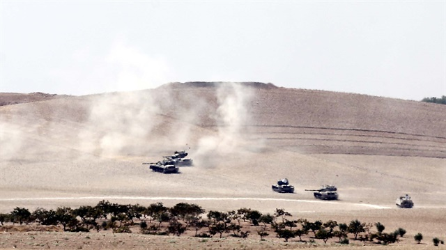Suriye Türkmenleri Derneği Başkanı: Türk askeri bizi kurtarmaya geldi