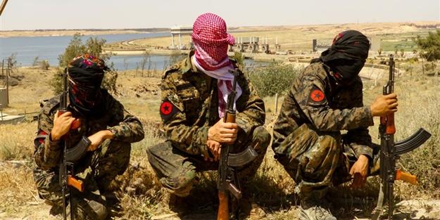Bir Arap ülkesinden PKK'ya askeri destek verildi