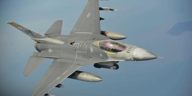 Suriye'de bir savaş uçağı daha düşürüldü
