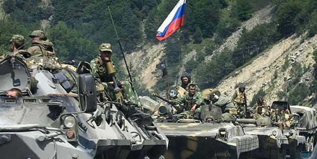 Suriye'de on bin Rus var