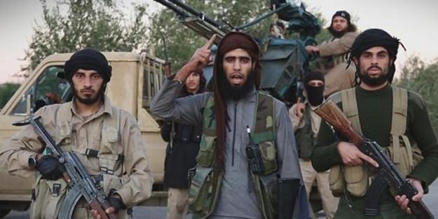 Suriye'de DAEŞ hedefleri vuruldu: 25 terörist öldürüldü