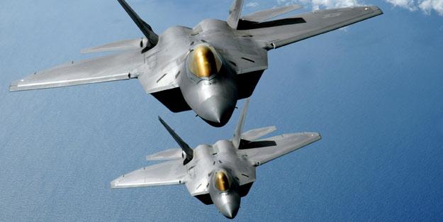 Suriye'de hava saldırısı düzenlendi! Çok sayıda hedef vuruldu