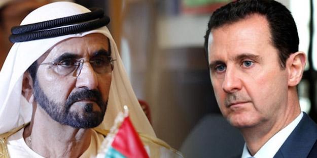 Suriye'de ikili oynayan BAE, katil Esed'in davetini geri çevirmedi