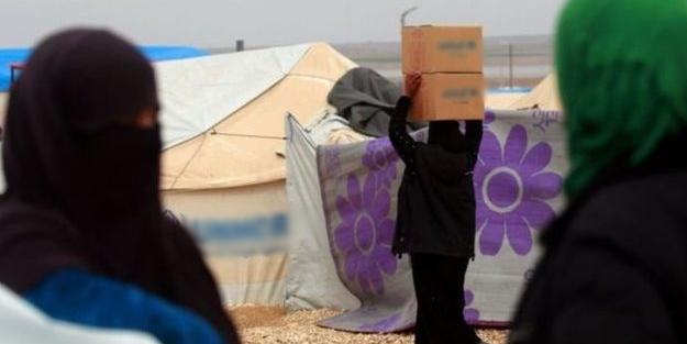Suriye'de İngilizlerin cinsel istismarlı yardım skandalı