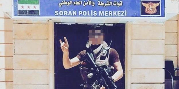 SURİYE'DE POLİS KARAKOLLARI KURULDU