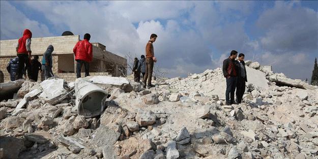 Suriye'de rejimin ateşkes ihlalleri devam ediyor