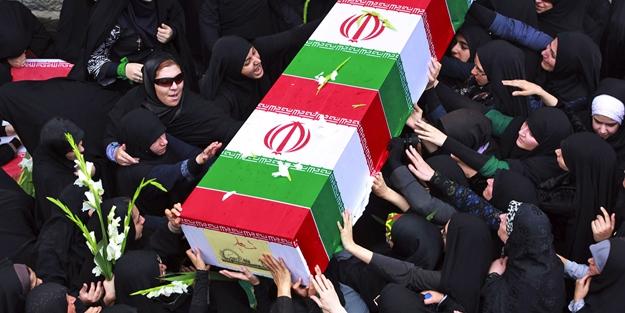 İşte Suriye'den İran'a 10 günde giden tabut sayısı