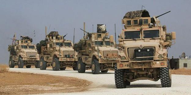 Suriye'de tansiyon iyice yükseldi! ABD ve Rus askerleri karşı karşıya
