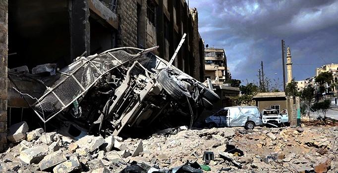 Suriye'deki katliamlara karşı eylem çağrısı: 30 Eylül 'öfke günü' ilan edilsin