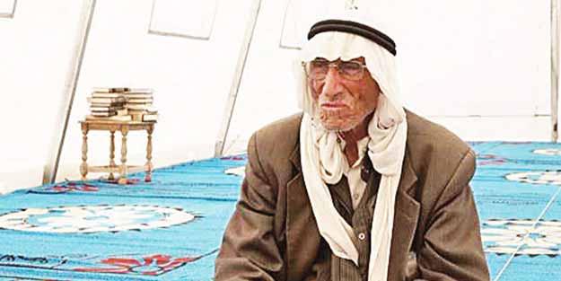 Suriyeli dede, Sultan Abdulhamid Han'ı minnetle yad ediyor! Osmanlı'yı özlemle anıyor