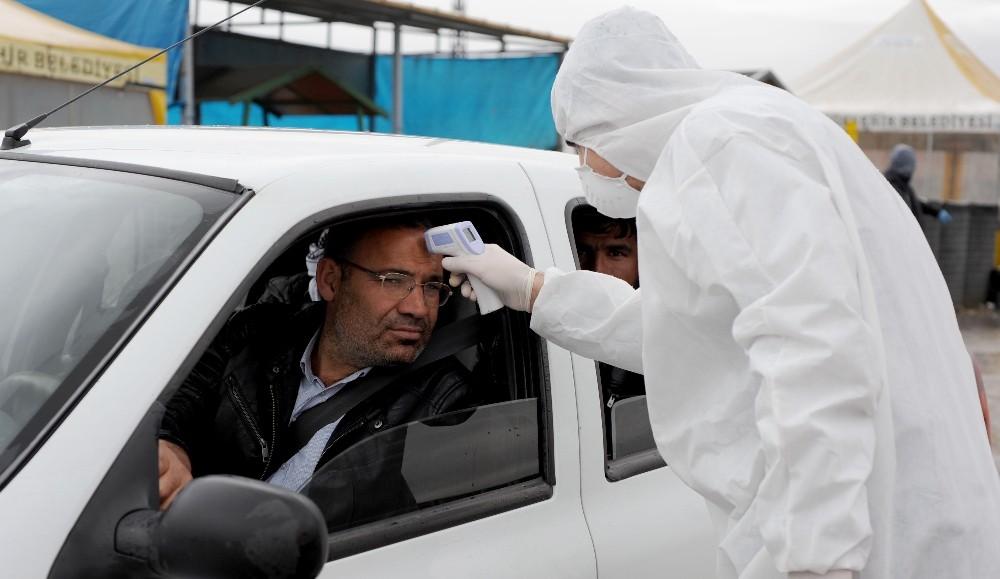 Suriyeli doktorun korona nöbeti