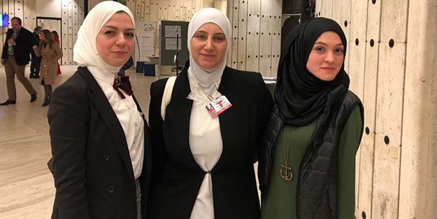 Suriyeli kadınlar Esed zulmünü anlattı!