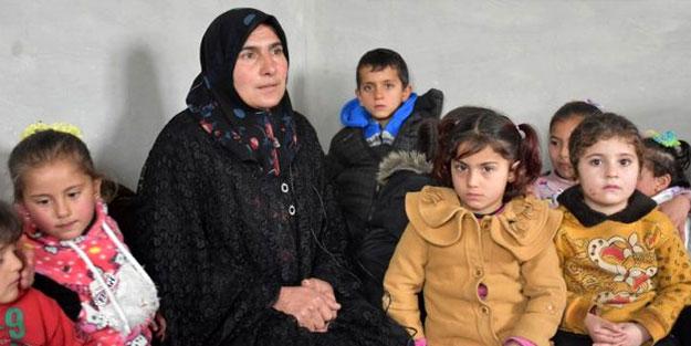 Suriyeli Mahmud'un ailesi de Esed ve Rusya'nın saldırılarından etkilendi