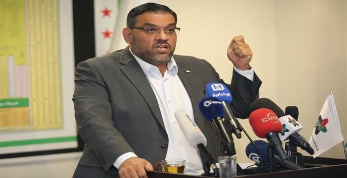 Suriyeli muhalifler 'tek seçenek müzakereler değil' dedi
