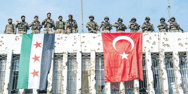Suriyeli Muhalifler'den 'Türkiye' açıklaması: Mehmetçik'in kanı bizim kanımızdır