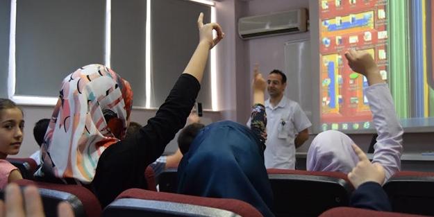 Suriyeli öğrenciler için öğretmen alınacak