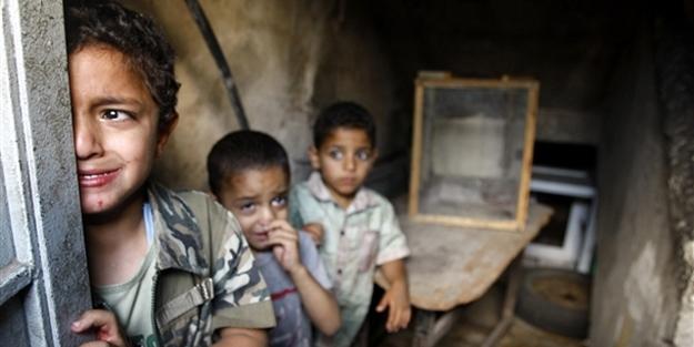 Suriyeli üç mazlum çocuğun tarihe geçecek sözleri