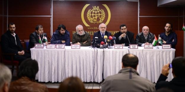 Suriyeli STK'lar: Yardımların yüzde 80'i İHH üzerinden geliyor