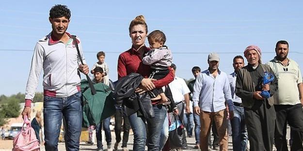 Suriyeliler o tarihte gidiyor