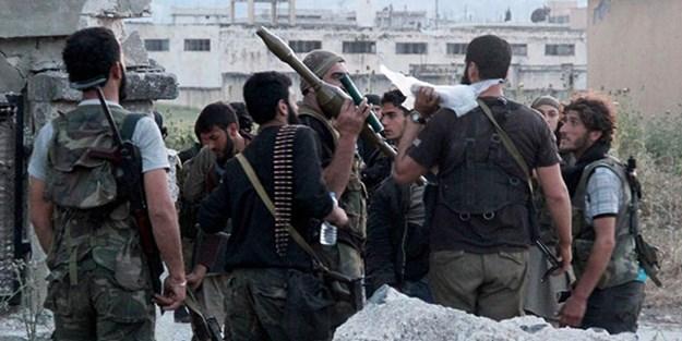 Suriye'nin güneyindeki muhaliflerden 'direnişe devam' kararı