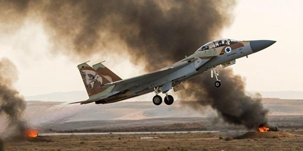 Suriye'nin kuzeyinde İsrail nerede?