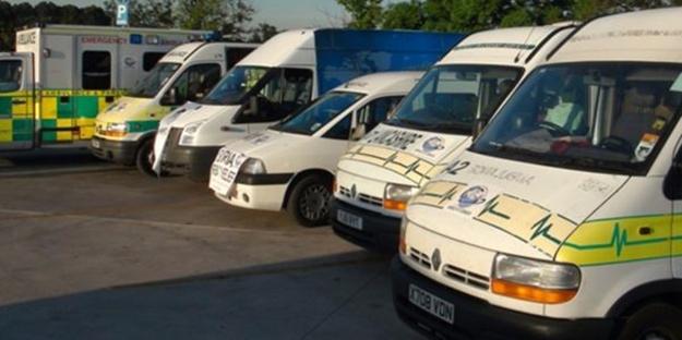 Acil ambulans kampanyası başladı