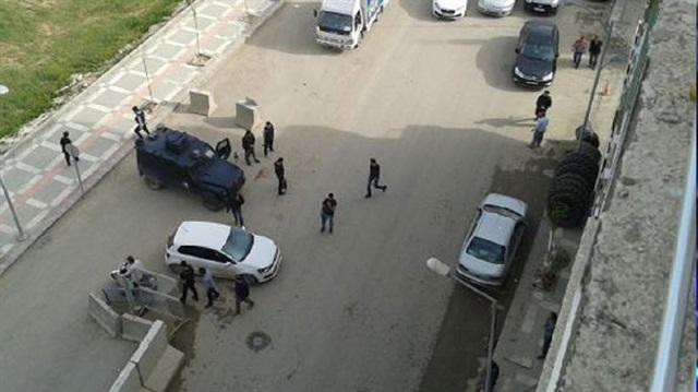 Suruç'ta bombalı saldırı: Saldırgan öldürüldü