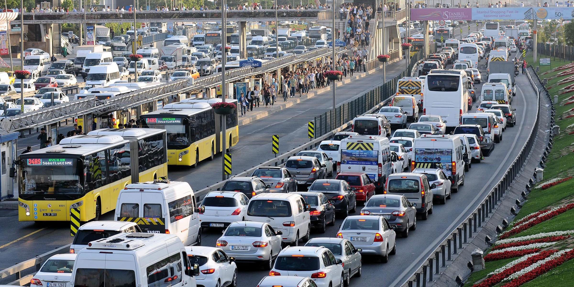 Sürücülere büyük şok: 15 günde ceza yağdı