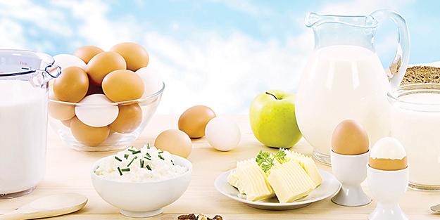 Süt ve yumurta üretimi arttı tüketici indirim bekliyor