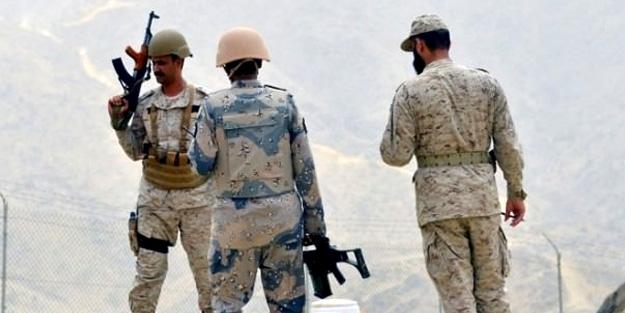 Suudi Arabistan, askerlerini yeniden konuşlandırdı!