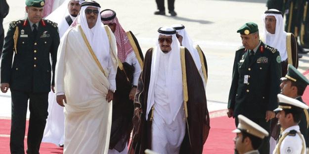 Suudi Arabistan davet etmişti! Katar Emiri Al Sani'den flaş karar
