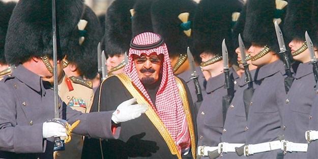 Suud rejimine İngiliz kalkanı! Gerçek ortaya çıktı