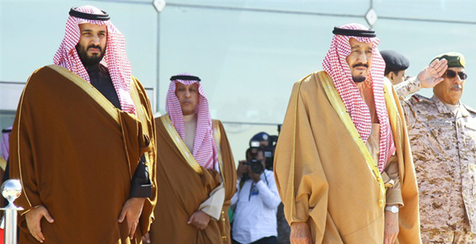 Suudi Arabistan prensesleri de gözaltında