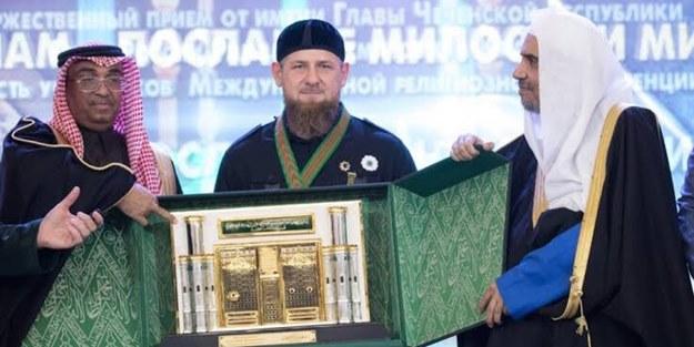 Suudi Arabistan, Rus kuklası Kadirov'u 'İslam Kahramanı' ilan etti!