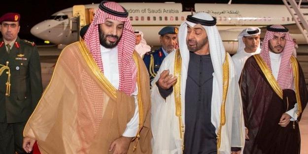 Suudi Arabistan ve BAE'nin gizli planı deşifre oldu! Hedef