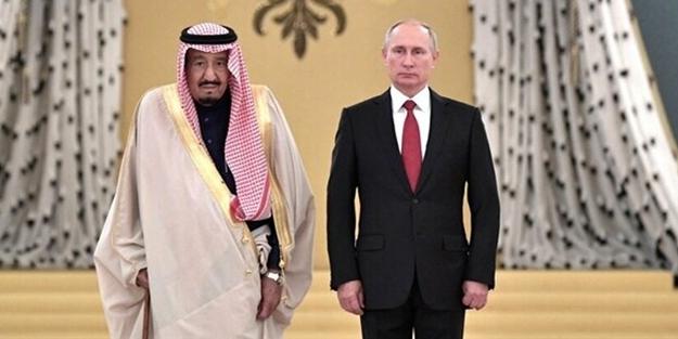 S. Arabistan ve Rusya arasında büyük kriz! 30 yıldır böylesi görülmedi