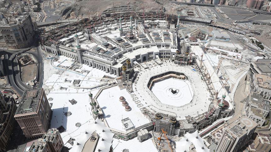 Suudi Arabistan'da umre ziyaretleri 4 Ekim'den sonra kademeli olarak başlatılacak