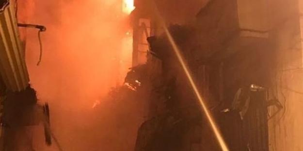 Suudi Arabistan'da yangın! Çok sayıda ölü var