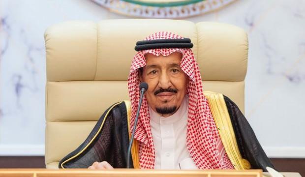 Suudi Arabistan'dan Cumhurbaşkanı Erdoğan'a teşekkür