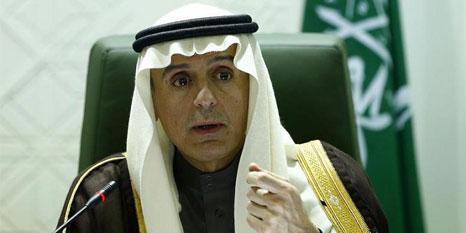 Suudi Arabistan'dan karadan müdahale sinyali