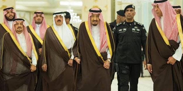 Suudi Arabistan'ı sarsan ölüm!