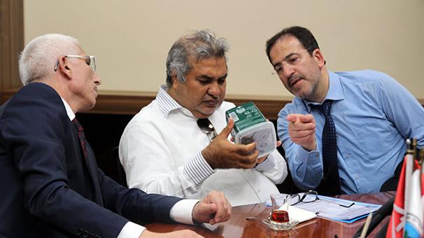 Suudi marketler zinciri Türk zeytinlerine hayran kaldı