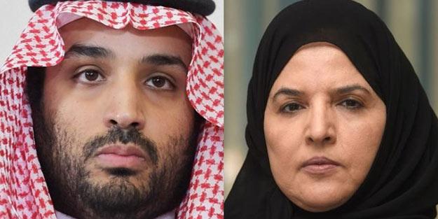 Suudi Prens Selman'ın kız kardeşine hapis talebi