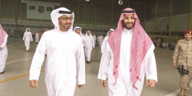Suudi prensler ABD ve İsrail'e çalışıyor