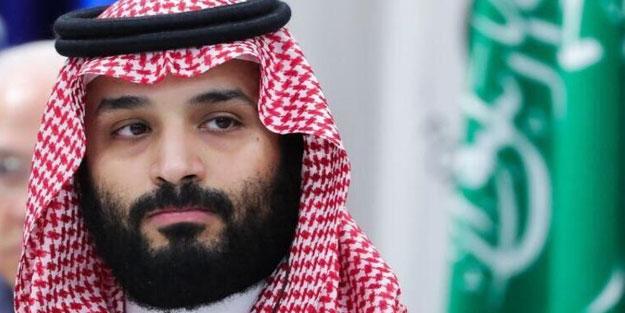 Suudi Veliaht Prens Selman suikast timi göndermekle suçlanıyor