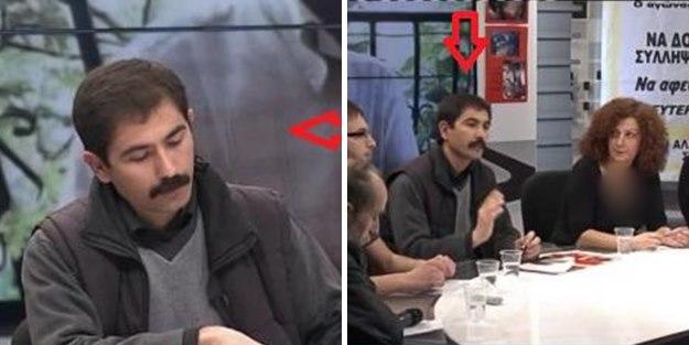 Syrizalılar ile DHKP-C'li Murat Korkut'un fotoğrafları ortaya çıktı