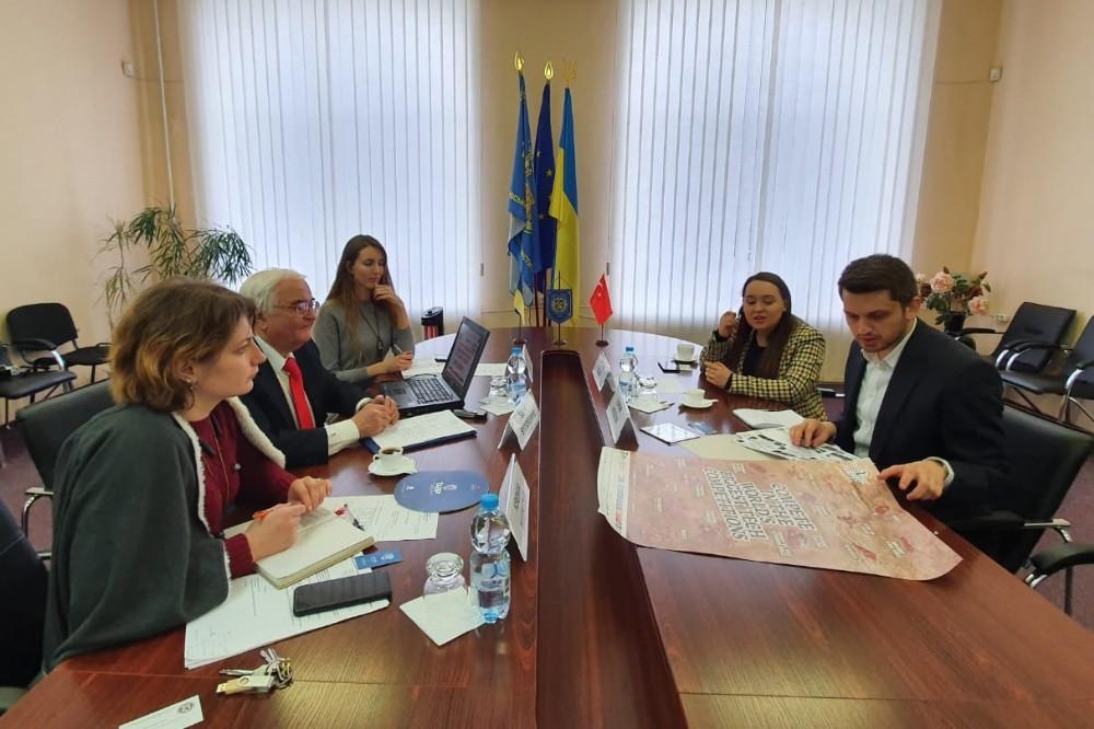 TABİP'ten Ukrayna'ya akademik ve bilimsel çıkarma