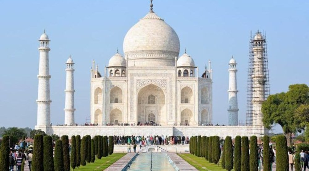 Tac Mahal hangi ülkede?